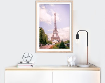 paris bedroom decor paris wall decor paris print paris photography eiffel tower decor eiffel tower print gift for her gift for woman europe