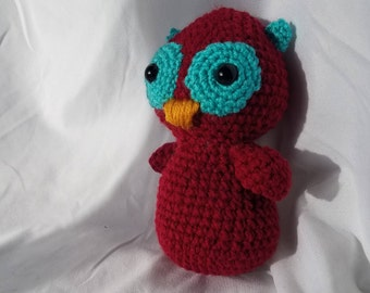 Bug Eyed Owl