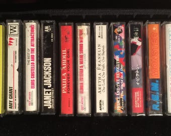 The Big 80's Cassette Collection