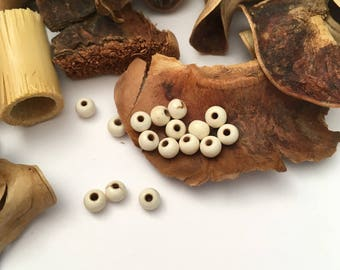 15 arriving fine beige small 4 mm for making jewelry or accessories