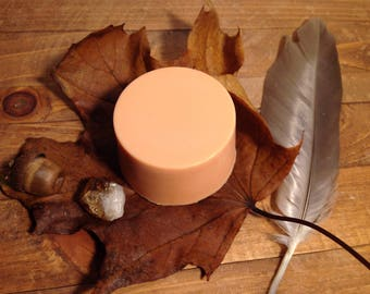 Samhain Almond Honey Goat Milk Soap