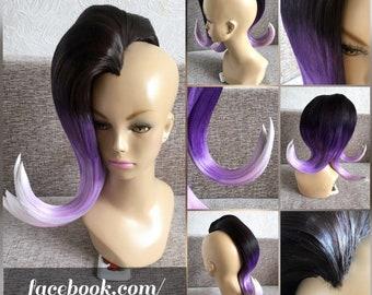 Sombra wig