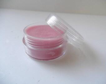 Strawberry lip balm