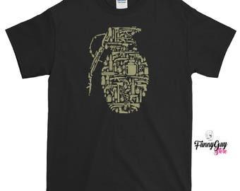 Cute Grenade T-shirt