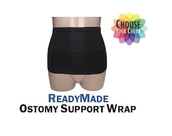 PouchWear ReadyMade Ostomy Support Wrap