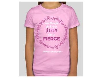 Fierce Child's Dance Shirt