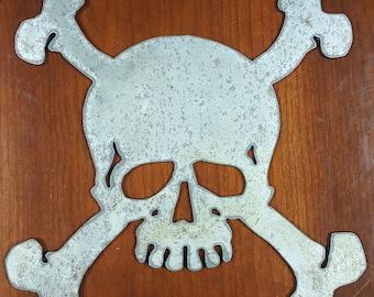 Skull & Crossbones Wall Decor