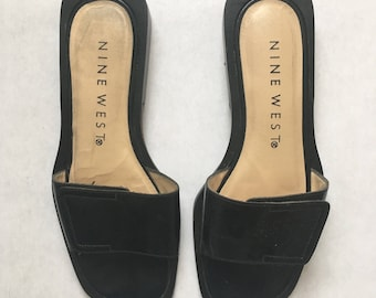 NINE WEST SLIDES