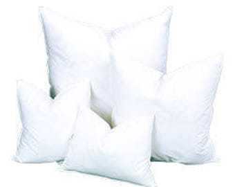10/90 or 25/75 Down/Feather Pillow Inserts