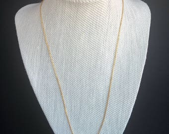 Gold Beaded Bar Necklace, Simple Gold Necklace, Gold Bar Necklace