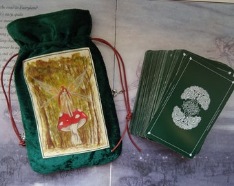Woodland Wish Tarot Card Bag