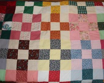9 Square Quilt
