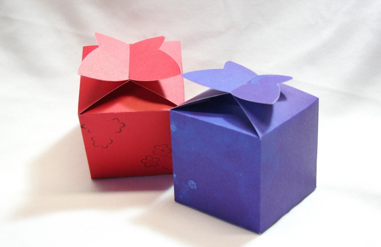 Elegant 🔎zoom  Paper Gift Boxes Templates