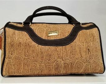 Cork Lady Bag - Fine Cork Handbag - Cork Purse - Eco-friendly Shoulder Bag