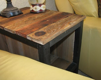 Tidy Up Side Table