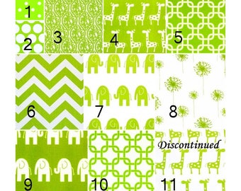"Window Curtains - Pair of drapery curtain panels 24"" or 50"" wide x 63, 84, 90, 96, 108 & 120"" long. Custom Window Treatments. Chartreuse."