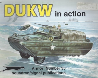 DUKW - In Action Armor 35  (Paperback)
