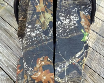 Camouflage Carseat Cover Canopy Newborn Infant Baby