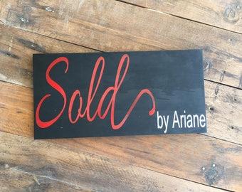 Sold Sign,Sold,Realtors Gift,Realtor Sign,Realtors,Real Estate,New Homeowners,Closed Escrow Sign,CustomRealtor Sign,New Home,Housewarming