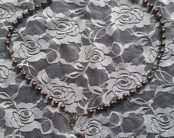 Handmade Rosary.