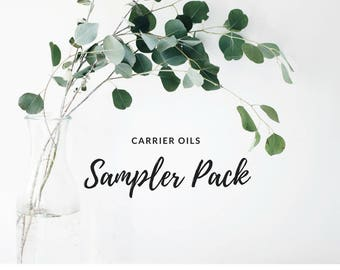 Natural Butters & Wax Sampler Pack