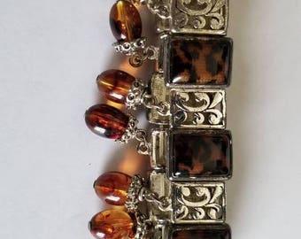 Hanging Beads Bracelet