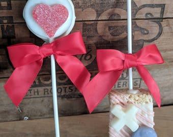 Valentine's day class treats 24 per order