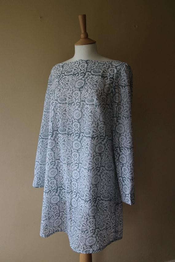 Christina Tunika Kleid PDF Muster Tunika Pdf Muster Kleid