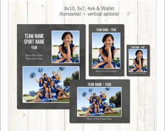Baseball Memory Mate Templates Sports Template PSD Photoshop