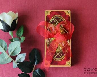 Clow Cards from Cardcaptor Sakura (full set)