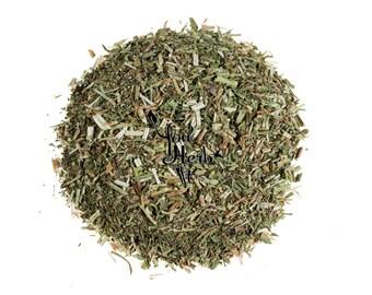 Hyssop Dried Leaves & Stems Loose Herb Herbal Tea - Hyssopus Officinalis