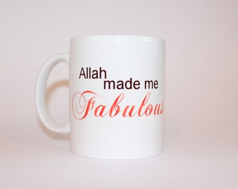 Muslim Teenager Mug
