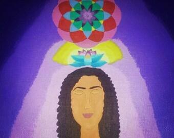 Goddess Crown Awakening