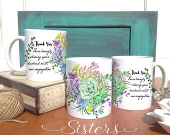 Wives of Elders Mug