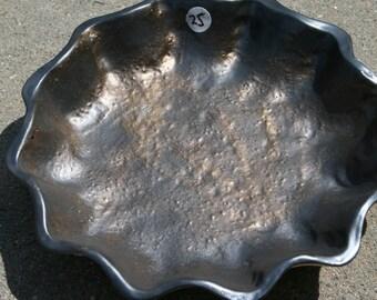 Decorative Gold Dish
