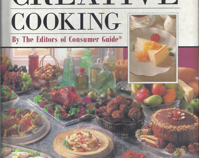 The Treasury of CREATIVE COOKING (1992)