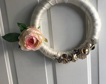 Decorative Classic Door Wreath