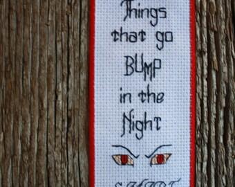 Things that go BUMP!