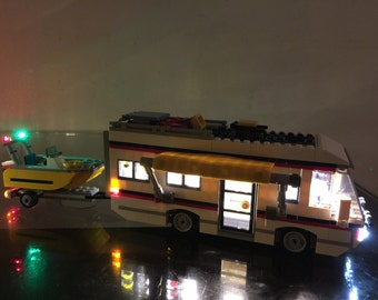 Light up kits for 31052 Vacation Getaways - (Car not included)