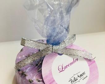 Lavender Bath Bomb, Lavender, Stocking Stuffer, Birthday Gift, Bath Bombs, Gift for Her, Gift for Girlfriend, Gift for Mom