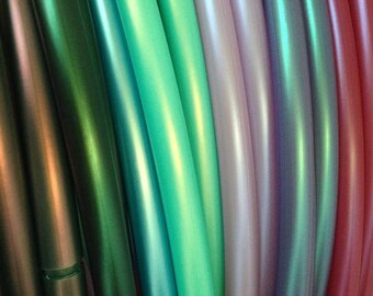 """Colored Polypro Hoops 3/4"""""""