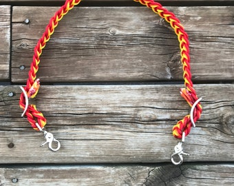 Summer Sunset Wither Strap