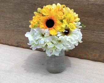 Floral Center Piece (Sunflower)