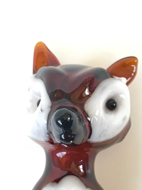 Glass Tobacco Pipe Foxxy!