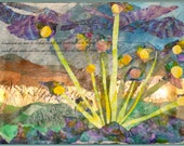 Flowers in Mixed Media Co...