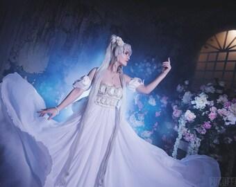 Princess Serenity dress sailor moon cosplay princess