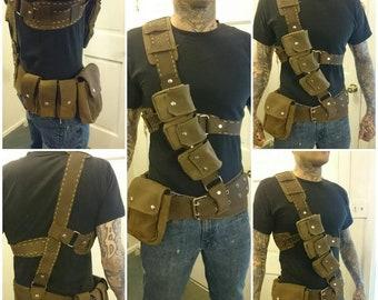 Harness kit digital patterns