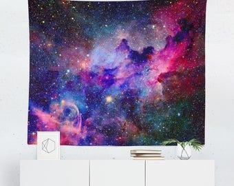 Galaxy Tapestry |  Galaxy Wall Tapestry | Galaxy Wall Décor | Galaxy Wall Art | Galaxy Gift | Galaxy Art | Galaxy Décor