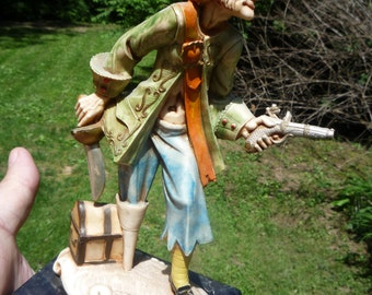 Pirate Figurine made in Italy