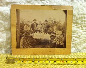 Antique Cabinet Photo German